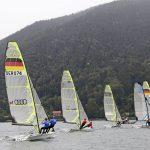 Tegernseer Skiff-Regatta